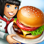 Cooking Fever v9.0.0 Mod (Unlimited Coins + Gems) Apk
