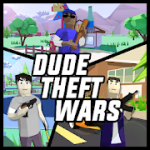 Dude Theft Wars Open World Sandbox Simulator BETA v0.87c Mod (Unlimited Money) Apk