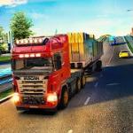 Euro Truck Driving Simulator Transport Truck Games v1.29 Mod (Free Shopping) Apk