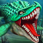 Jurassic Dino Water World v11.81 (MEGA MOD) Apk