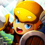 Kinda Heroes The cutest RPG ever v1.31 Mod (Unlimited Money) Apk