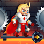 Rescue Knight Hero Cut Puzzle & Easy Brain Test v0.12  0.12 Mod (Unlimited Love) Apk