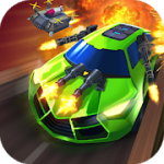 Road Rampage Racing & Shooting to Revenge v4.5.1 Mod (Unlimited Money) Apk