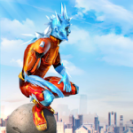 Snow Storm Superhero v1 Mod (Unlimited banknotes) Apk