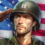 WW2 Strategy Commander Conquer Frontline v2.5.8 Mod (Unlimited Money) Apk