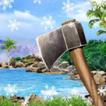 Woodcraft Survival Island v1.30 Mod (Disabled ad serving) Apk