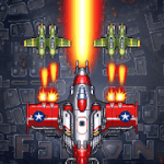 1945 Air Force Free Shooting Game v7.40 Mod (Unlimited Money + Gems) Apk