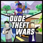 Dude Theft Wars Open World Sandbox Simulator BETA v0.87in Mod (Unlimited Money) Apk