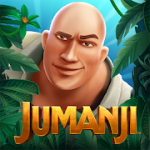 Jumanji Epic Run v1.5.0 Mod (Unlimited Money) Apk + Data