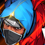 Ninja Hero Epic fighting arcade game v1.1.0 Mod (Unlimited magic souls and spirits) Apk