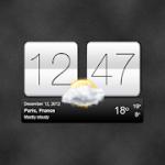 Sense V2 Flip Clock & Weather v5.80.1.0 Premium APK