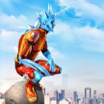 Snow Storm Superhero v1.0.4 Mod (Unlimited banknotes) Apk