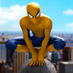 Spider Hero Super Crime City Battle v1.0.2 Mod (Unlimited Money) Apk