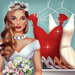 Super Wedding Stylist 2020 Dress Up & Makeup Salon v1.5 Mod (Unlimited Coins) Apk