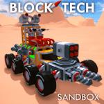 Block Tech Epic Sandbox Car Craft Simulator GOLD v1.5 Mod (پول نامحدود) APK