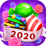 Candy Charming 2020 Free Match 3 Games v14.1.3051 Mod (Unlimited lives) Apk