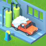 Car Wash Empire v1.11.1 Mod (Unlimited Money) Apk
