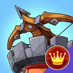 Castle Defender Premium Hero Idle Defense TD v1.4.8 Mod (Free Shopping) Apk