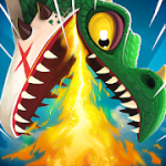 Hungry Dragon v3.0 Mod (Unlimited Money) Apk