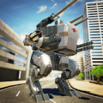 Mech Wars Multiplayer Robots Battle v1.417 Mod (UNLIMITED MONEY) Apk
