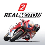 Real Moto 2 v1.0.529 Mod (Full version) Apk