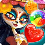 Sugar Smash Book of Life Free Match 3 Games v3.98.204Mod (Unlimited Lives + Money + Lollipops + Gold + Unlocked) Apk