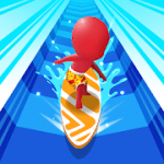 Water Race 3D Aqua Music Game v1.6.1 Mod (Unlimited Gems) Apk