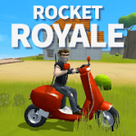 Rocket Royale v2.1.5 Mod (Unlimited Money) Apk