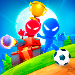 Stickman Party 1 2 3 4 Player Games Free 2.0.3 ModAPK Unlimited Money Download