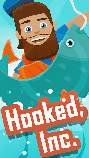 Hooked Inc Fisher Tycoon 2.12.1 screenshots 1