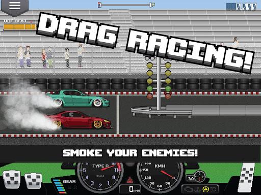 Pixel Car Racer 1.1.80 screenshots 8