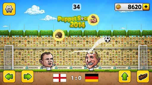 Puppet Soccer 2014 – Big Head Football 2.0.7 screenshots 10