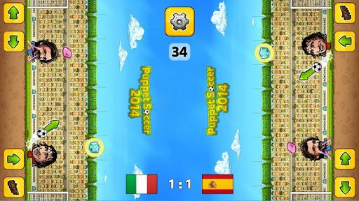 Puppet Soccer 2014 – Big Head Football 2.0.7 screenshots 16