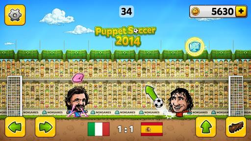 Puppet Soccer 2014 – Big Head Football 2.0.7 screenshots 19