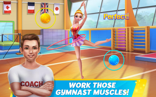 Rhythmic Gymnastics Dream Team Girls Dance 1.0.5 screenshots 10
