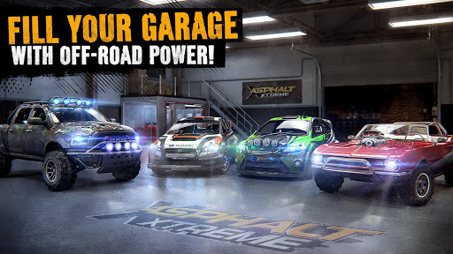 Asphalt Xtreme Rally Racing 1.9.3b screenshots 15