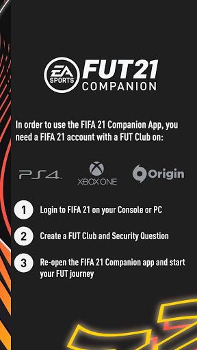EA SPORTS FIFA 21 Companion 21.4.0.189057 screenshots 1