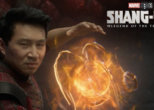 Shang-Chi Marvel Ten Rings