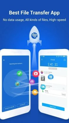 SHAREit APK + MOD 5.3.98_ww for Android - The best File Transfer ...