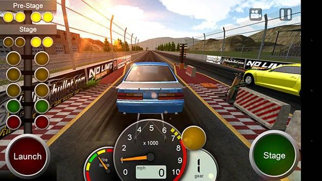 No Limit Drag Racing Screenshots 1