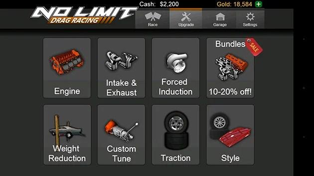 Drag No Limit Racing Screenshots 4