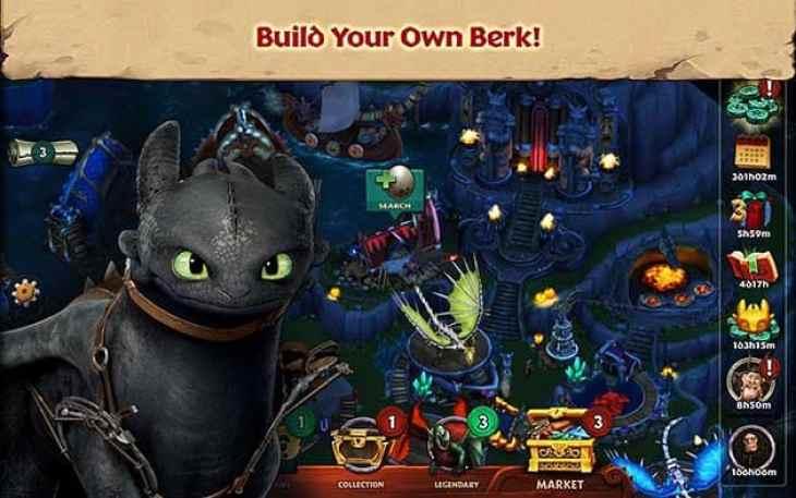 Dragon: Rise of Burke screenshot 1