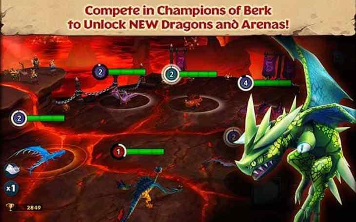 Dragon: Rise of Burke screenshot 3