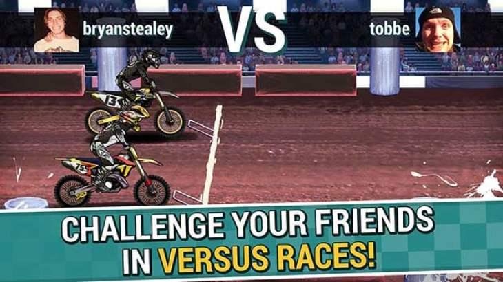 Mad Skills Motocross 2 screenshot 3