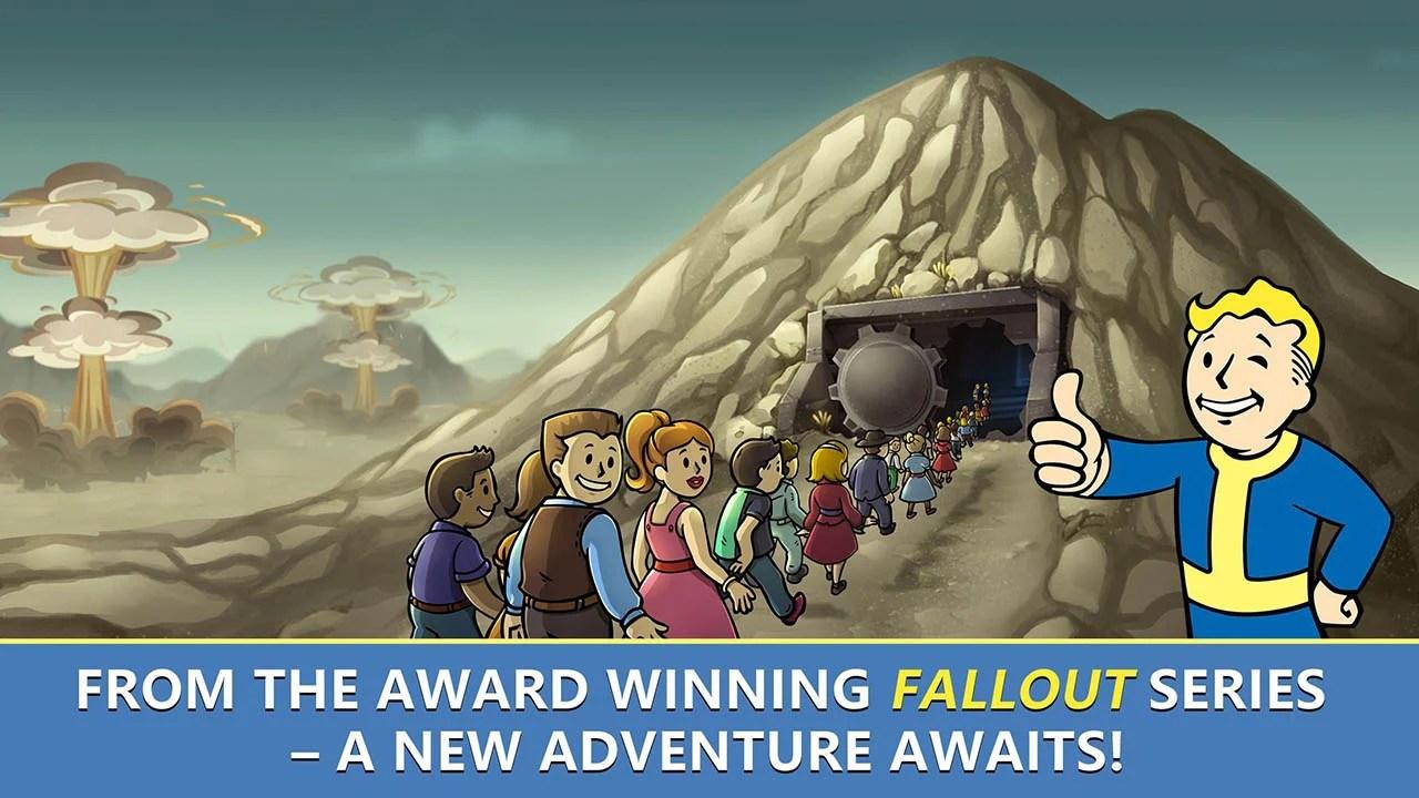 Fallout Shelter Online Screenshot 1