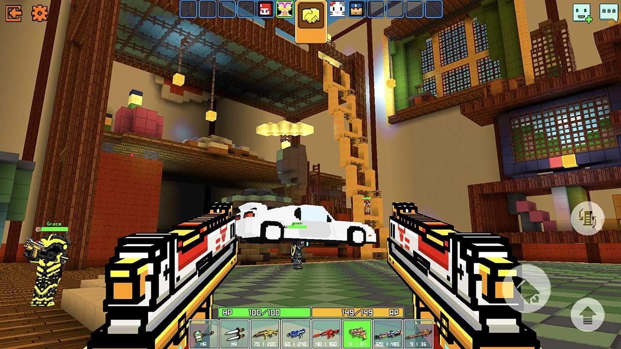 Cops n Robbers Screen 2
