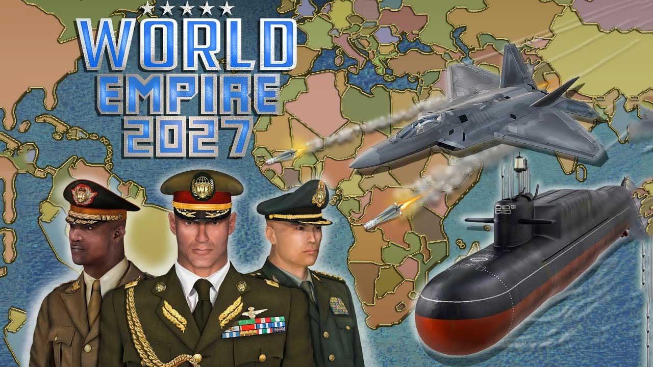 World Empire 2027 Poster