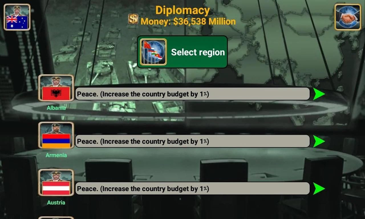 World Empire 2027 Screen 4