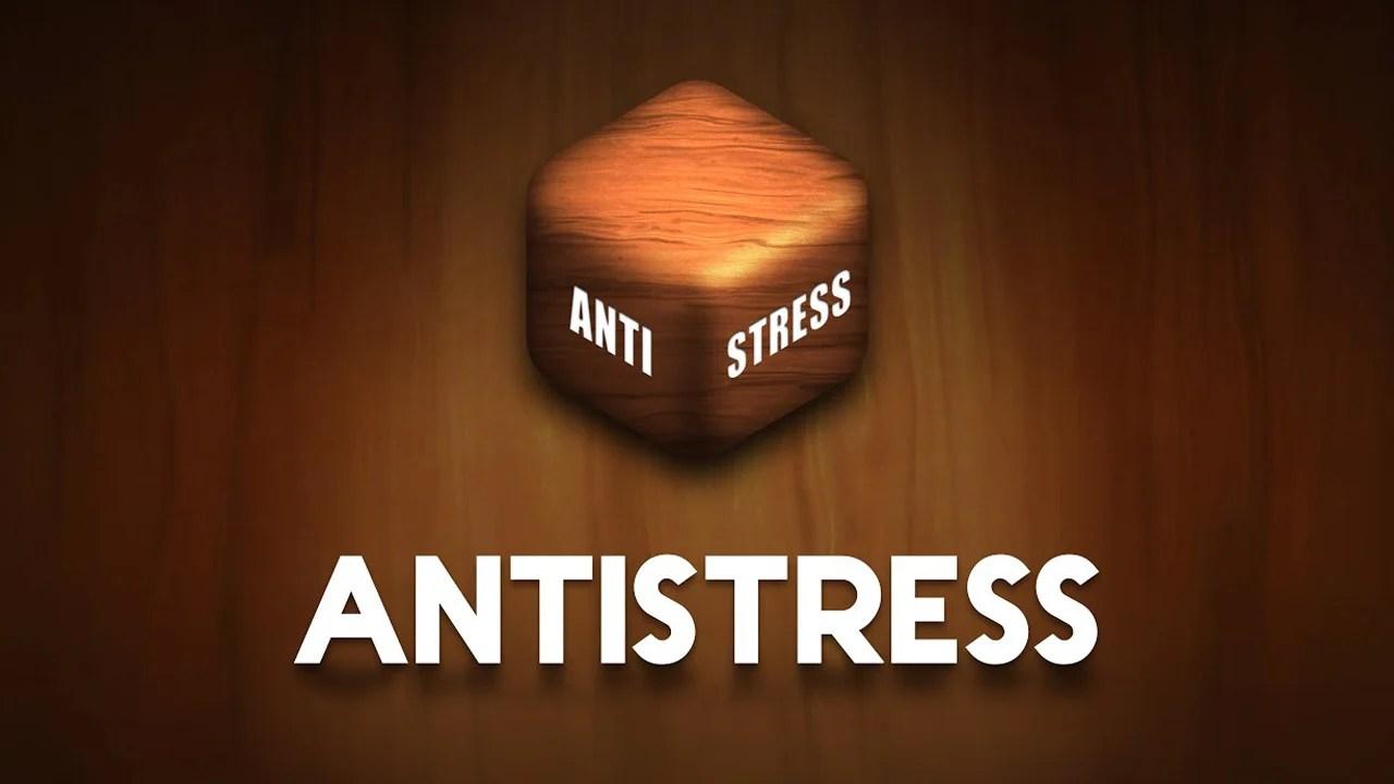 Antistress poster