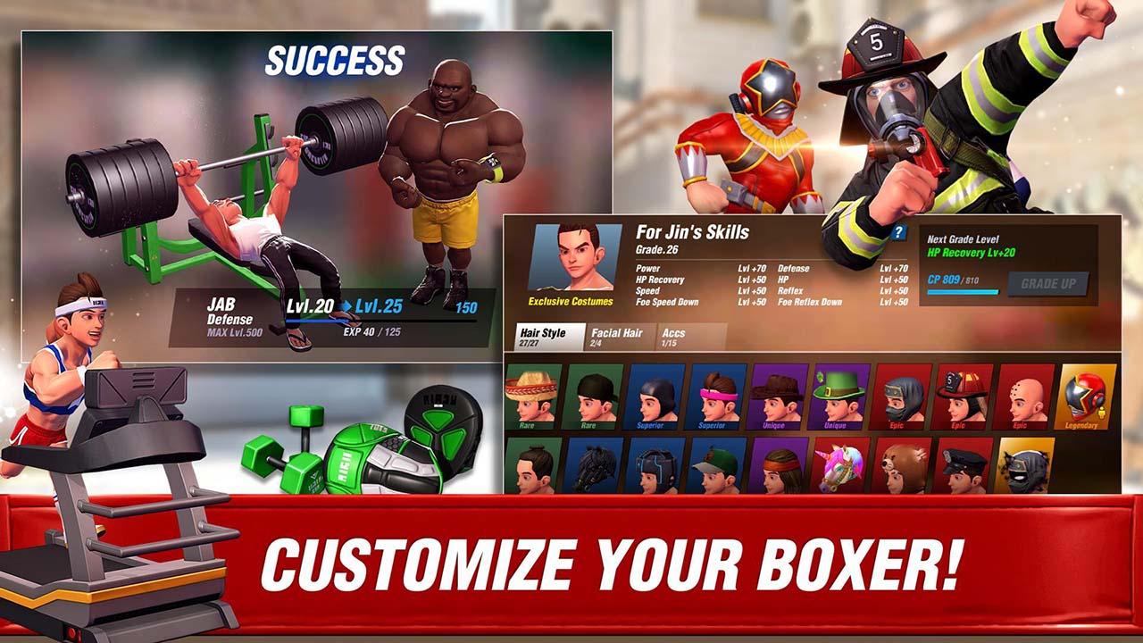 Boxing Star Screen 4
